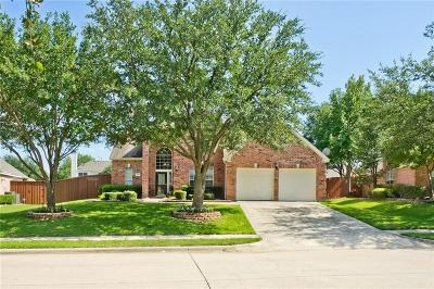 Flower Mound Single Family Home For Sale: 3505 Hidden Forest Drive