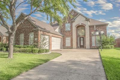 Allen Single Family Home Active Option Contract: 1605 Coventry Court