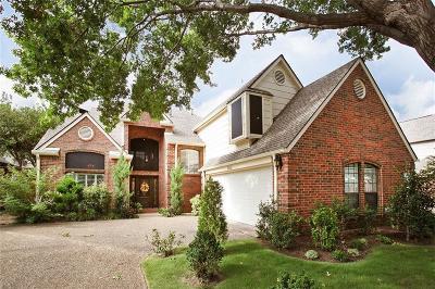Dallas Single Family Home For Sale: 6042 Windbreak Trail