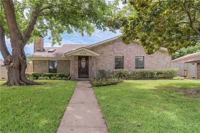 Richardson Single Family Home For Sale: 2105 Wheaton Drive