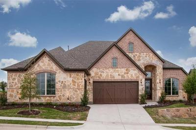 Creekside At Colleyville Single Family Home For Sale: 4004 Lombardy Court
