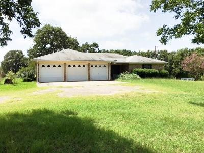 wortham Single Family Home For Sale: 1095 Fm 27