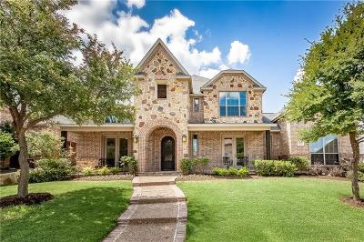 Mckinney Single Family Home For Sale: 3405 Cedar Bluff Drive
