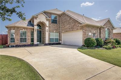 Sachse Single Family Home For Sale: 3504 Irvin Drive