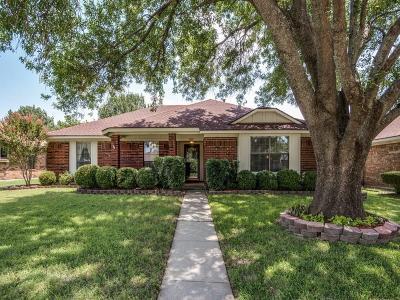 Allen Single Family Home For Sale: 707 Bluebonnet Drive