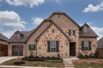Creekside At Colleyville Single Family Home For Sale: 4008 Lombardy Court