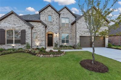 Mckinney Single Family Home For Sale: 8009 Three Forks Trail