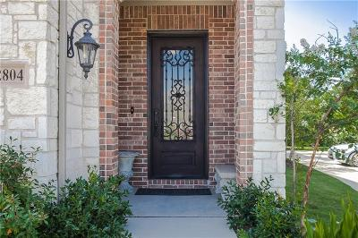 Carrollton Townhouse For Sale: 2804 Cedar Elm Drive