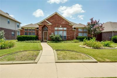 Frisco Single Family Home For Sale: 10607 Ambergate Lane