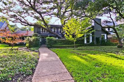 Richardson Single Family Home For Sale: 2503 W Prairie Creek Drive