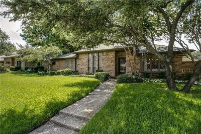 Plano Single Family Home For Sale: 1608 Callaway Drive