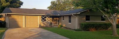 Frisco Single Family Home Active Contingent: 9020 Bison Trail