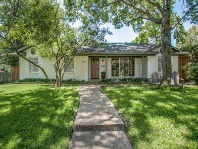 Dallas Single Family Home For Sale: 6929 Galemeadow Circle