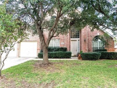 Flower Mound Single Family Home For Sale: 5916 Flint Ridge Drive