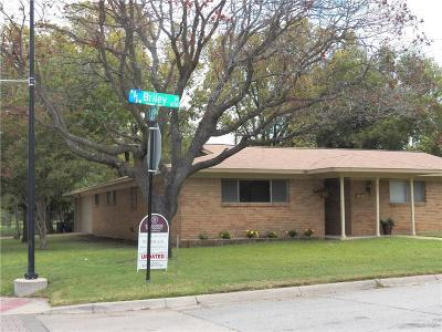 North Richland Hills Single Family Home For Sale: 6701 Briley Drive