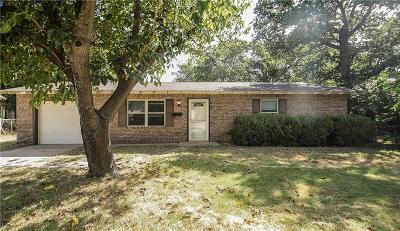 Stephenville Single Family Home For Sale: 835 N Paddock Street N