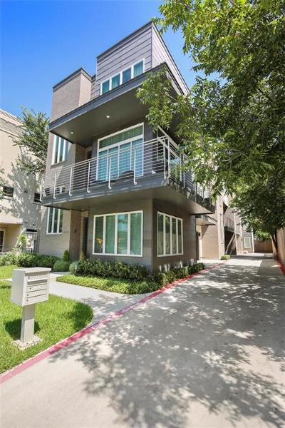 Dallas Condo For Sale: 4015 Wycliff Avenue #2