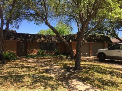 Fort Worth Single Family Home For Sale: 4336 Gorman Drive