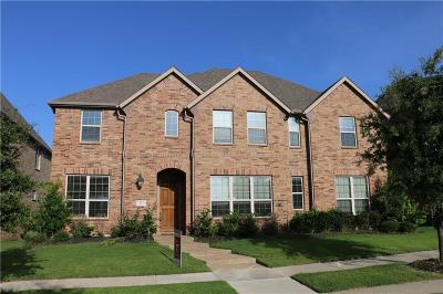 Lewisville Single Family Home For Sale: 412 Four Stones Boulevard