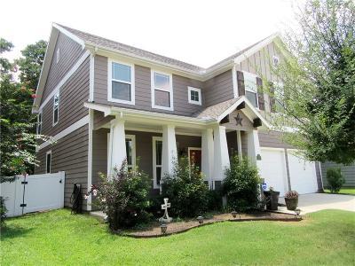 Providence Village Single Family Home For Sale: 10006 Lexington Drive