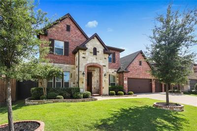 Frisco Single Family Home For Sale: 743 Caveson Drive