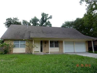 Garland Single Family Home For Sale: 1310 Lexington Drive