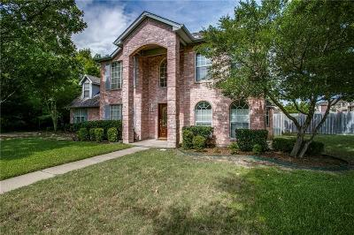 Plano Single Family Home Active Option Contract: 4349 Jeker Drive