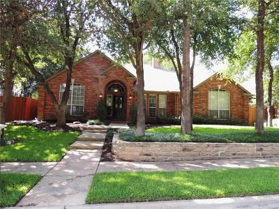 Keller Single Family Home For Sale: 1412 Briar Meadow Drive