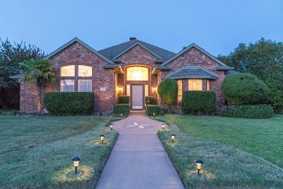 Garland Single Family Home Active Contingent: 2610 Sylvan Drive