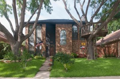 Carrollton Single Family Home Active Contingent: 2205 Greenview Drive