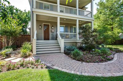 McKinney Single Family Home For Sale: 915 Coleman Street