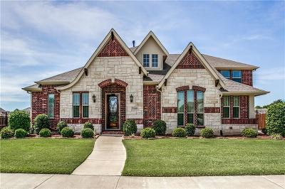 North Richland Hills Single Family Home For Sale: 7108 Four Sixes Ranch Road