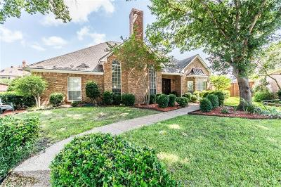 Plano Single Family Home For Sale: 4585 Penbrook Court