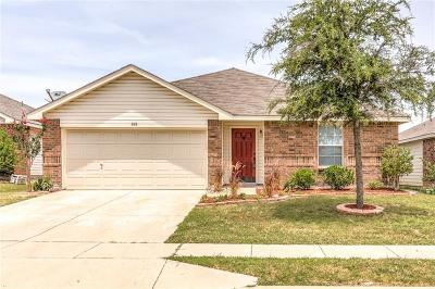 Fort Worth TX Single Family Home Active Kick Out: $195,000