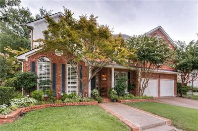 Frisco Single Family Home Active Option Contract: 11201 Sunrise Lane