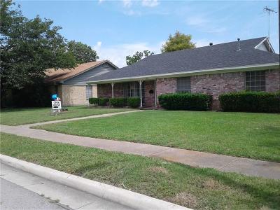 Dallas Single Family Home For Sale: 11521 Dumbarton Drive