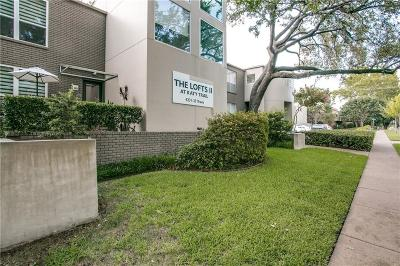 Dallas Condo For Sale: 4231 Travis Street #26