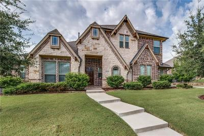 Prosper Single Family Home For Sale: 1440 Crescent Valley Drive