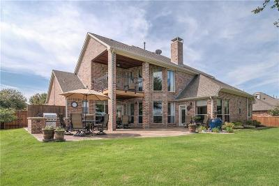McKinney Single Family Home For Sale: 1504 Carnoustie Drive