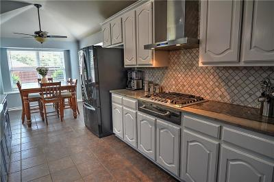 Frisco Single Family Home Active Contingent: 15760 Scenic Road