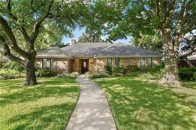 Richardson Single Family Home For Sale: 1104 E Berkeley Drive