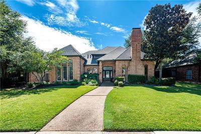 Plano Single Family Home For Sale: 3836 Nantucket Drive