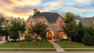 Coppell Single Family Home For Sale: 284 Benson Lane