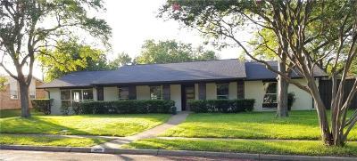 Dallas Single Family Home For Sale: 3949 Port Royal Drive