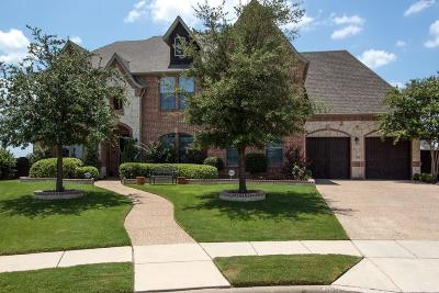 Flower Mound Single Family Home For Sale: 1501 Acacia Street