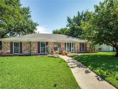 Richardson Single Family Home For Sale: 1403 Melrose Drive