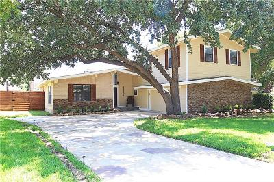 Farmers Branch Single Family Home Active Kick Out: 12206 Ridgefair Place