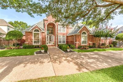 Colleyville Single Family Home Active Option Contract: 5100 Green Hill Lane