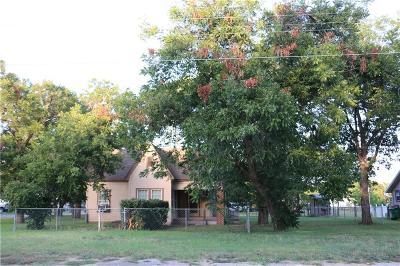 Lipan Single Family Home For Sale: 110 N Kickapoo Street