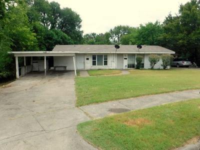 Dallas Multi Family Home For Sale: 6616 Ethel Drive